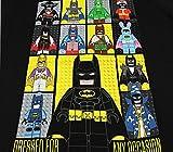 LEGO Batman Boys Dressed for Any Occasion Mini Figures T-Shirt