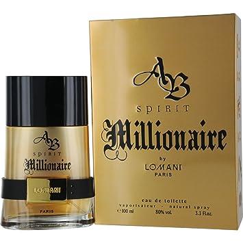 Amazoncom Ab Spirit Millionaire Eau De Toilette Spray For Men By