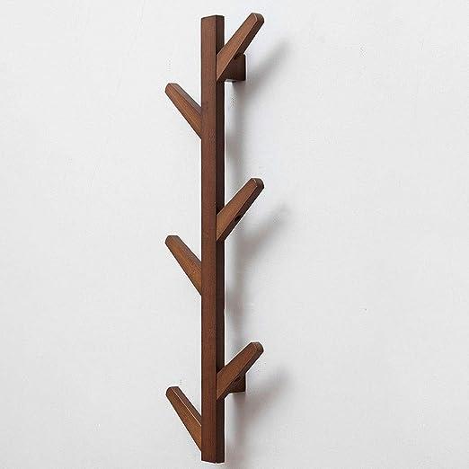 EIVD Montado en la Pared Perchero Forma de árbol Creativo ...