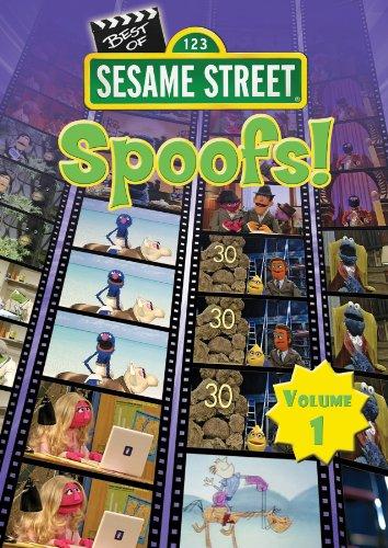 Sesame Street: The Best of Sesame Spoofs, Vol 1 (2011)
