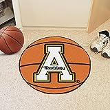 Appalachian State Basketball Mat 26'' diameter