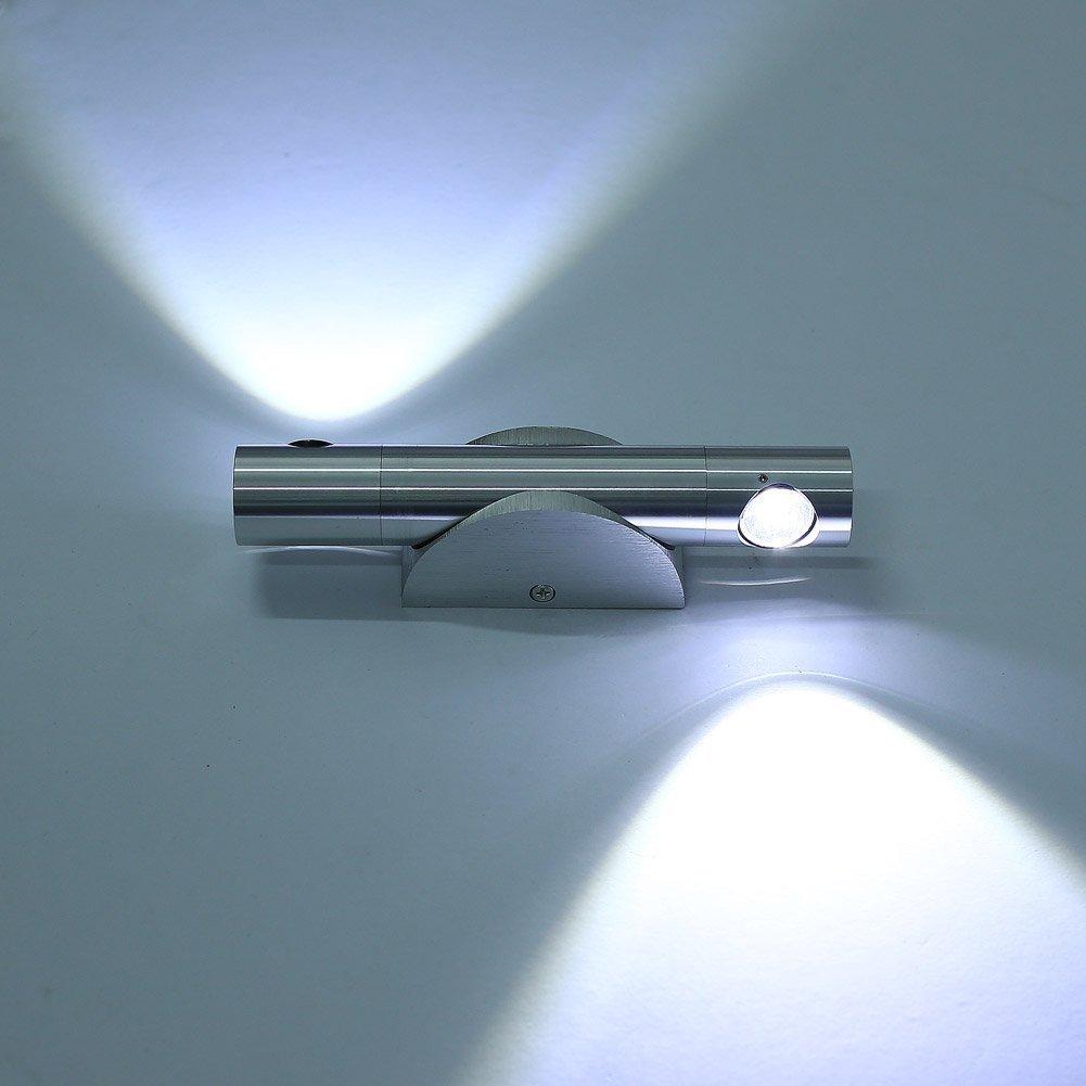 Fittek plafoniera lampada bagno specchio 36 led smd 5050 luce ...