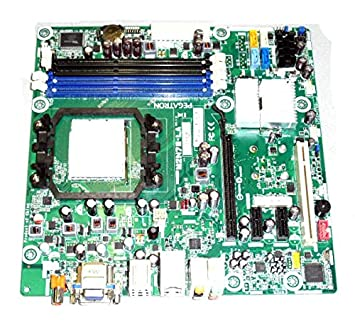 HP 573400-001 Placa base refacción para notebook - Componente para ordenador portátil (Placa base: Amazon.es: Informática
