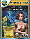 Grim Tales THE VENGEANCE Collectors Edition PC Game Hidden Object + Bonus Game!