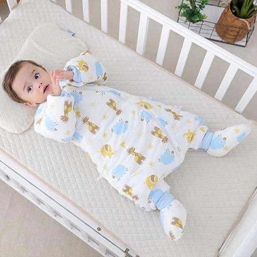 Sytps Sacos de Dormir Ropa de Cama bebé Saco de Dormir algodón ...