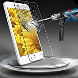 "iPhone 6 Screen Protector, [Tempered Glass Protection] iPhone 6 4.7"" Premium Ballistic Nano 0.3mm Tempered Glass Screen Protector Scratch Free Ultra Slim Guard for Apple iPhone 6 4.7 Inch Release on 2014"
