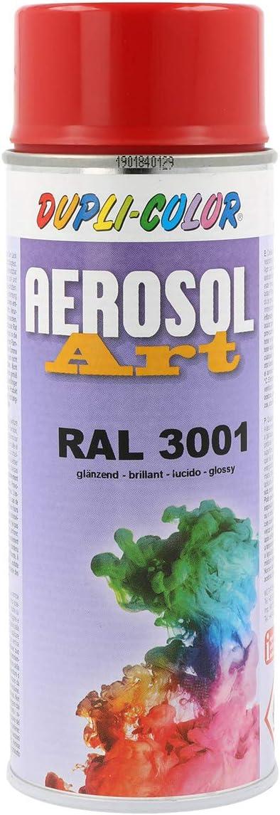 Dupli Color 722523 Aerosol Art Ral 3001 Glänzend 400 Ml Baumarkt