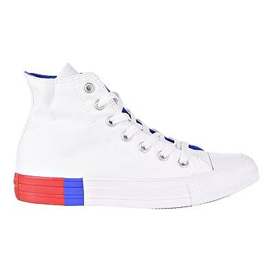 a8b6df79d7c Converse Chuck Taylor All Star Hi Unisex Shoes White Red Blue 159639f (4