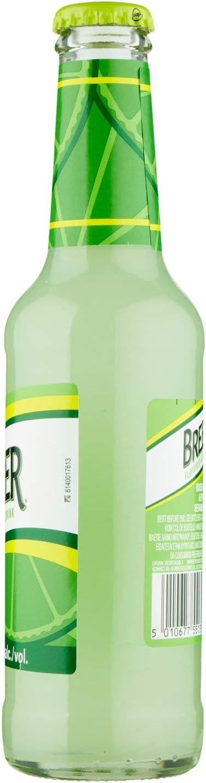 Breezer Combinado Refrescante de Ron con Lima - Paquetes ...