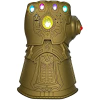 Vikas gift gallery superhero glove with music and LED lights