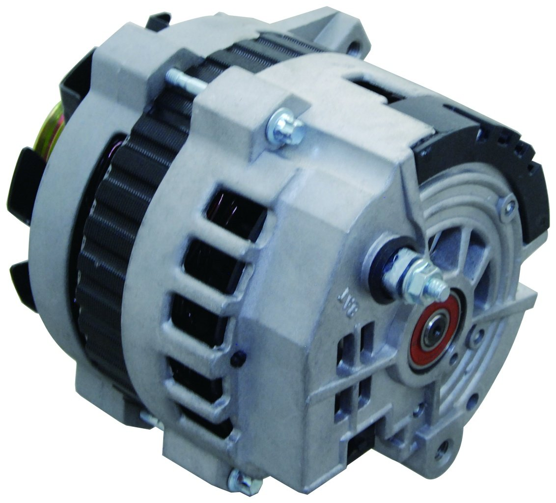 New Alternator For Chevy Gmc W 57 350 1989 93 C K Gm 3500 Engine Belt Diagram Pickup Truck 1500 2500 Automotive
