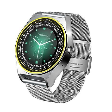 Amazon.com: Hevare - Reloj inteligente con cierre de hebilla ...
