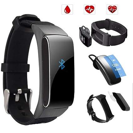 Amazon.com: MRXUE Smartwatch,with Bluetooth Smart Watch ...