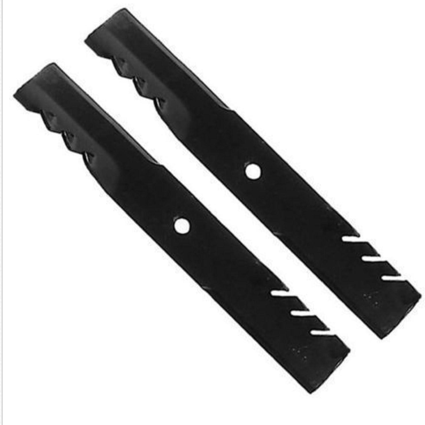 Fits Alpha 2 USA made Big Dog Mower Deck Mulch Blades 794230 42/'/'