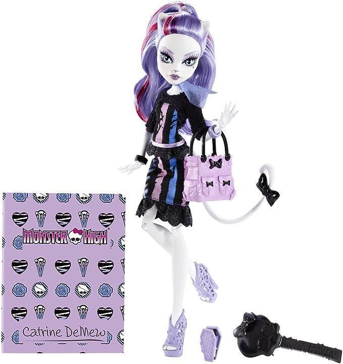 Amazon.es: Monster High - Muñeca Fashion, Catrine (Mattel BGT36): Juguetes y juegos