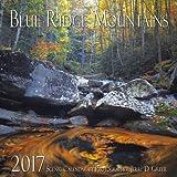 2017 Blue Ridge Mountains Scenic Wall Calendar
