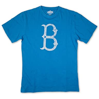 0c777b04 Brooklyn Dodgers Retro Logo T-Shirt by Red Jacket | Amazon.com