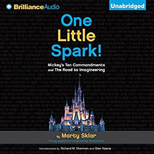 One Little Spark! Audiobook