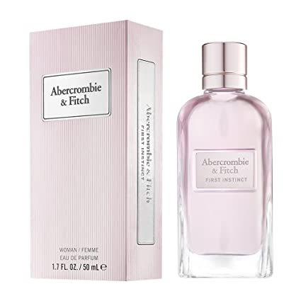 Abercrombie & Fitch First Instinct, eau de parfum Spray da donna, 50 ml