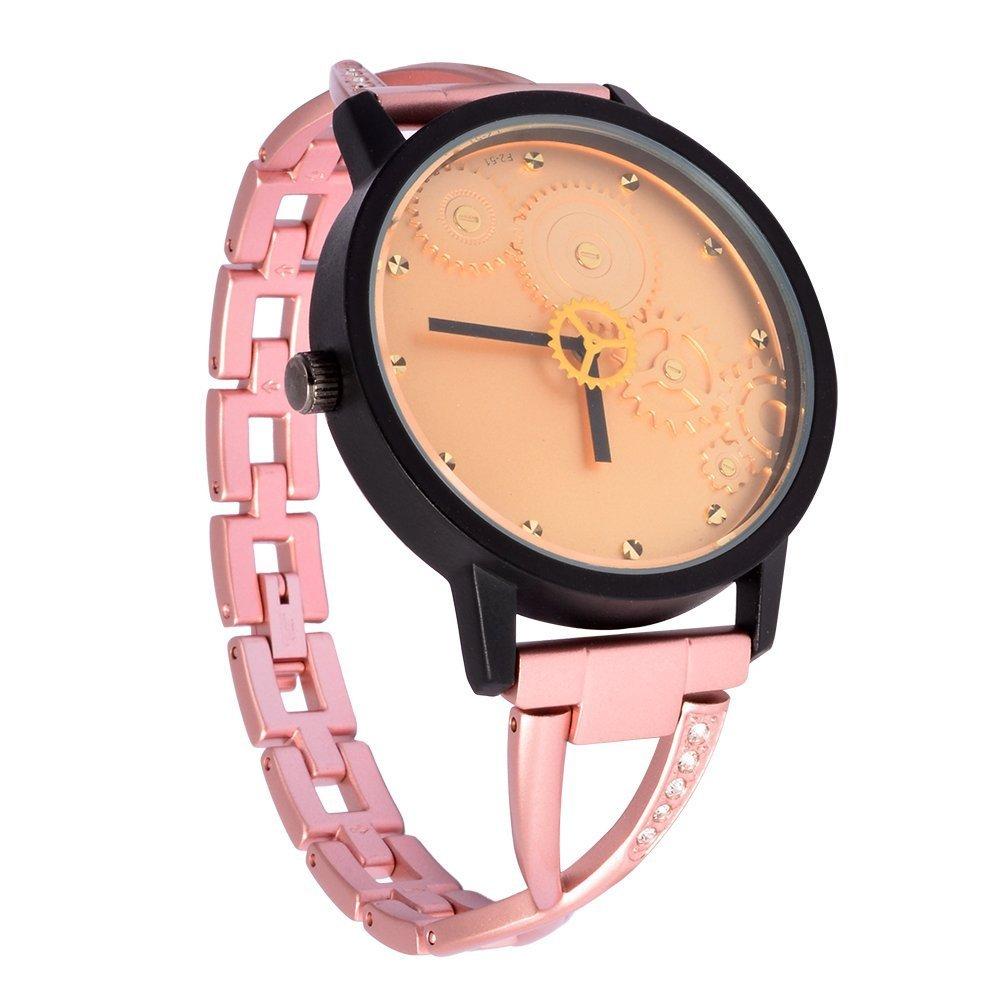 x4-techクイックリリース – プレミアムソリッドステンレススチール時計バンドストラップfor Men 's Women 's Watch Samsung Gear s2 Classic、s3、クラシック、s3フロンティア、ギアスポーツ(20 mmまたは22 mm) 20mm Rose Gold-02 Rose Gold-02 20mm B078H5DRS5