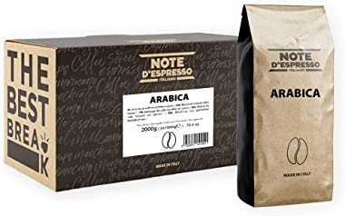 Note D'Espresso Arabica Coffee Beans