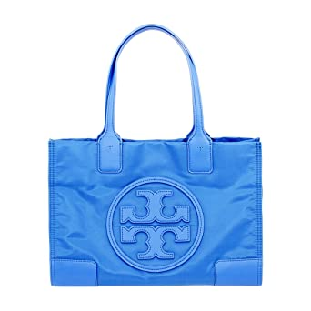 e0688b3203cb Amazon.com  Tory Burch Ella Mini Ladies Nylon Tote Handbag 45211497  Watches
