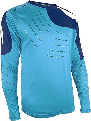 HO Soccer Secutor Camiseta de Portero Manga Larga, Hombre: Amazon ...