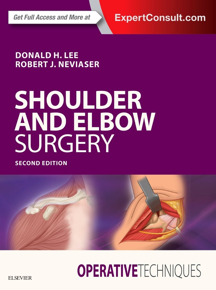 Operative Techniques  Shoulder And Elbow Surgery