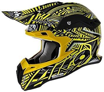 Airoh Terminator Motocross Casco – Stardust – Amarillo