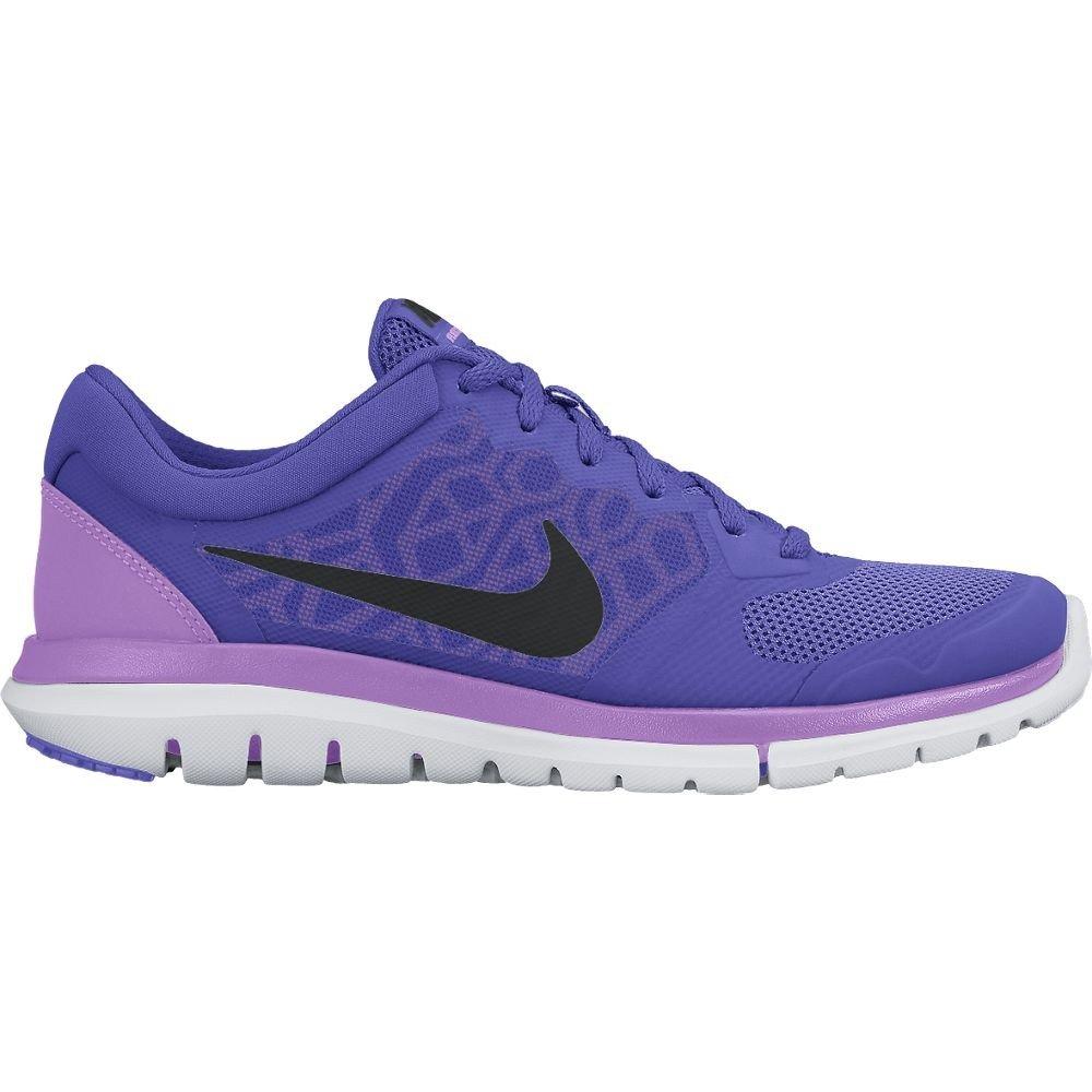 Nike Wmns Flex 2015 RN, Zapatillas de Running para Mujer, Morado (PRSN Violet/Blk-FCHS GLW-White), 43/44 EU: Amazon.es: Zapatos y complementos