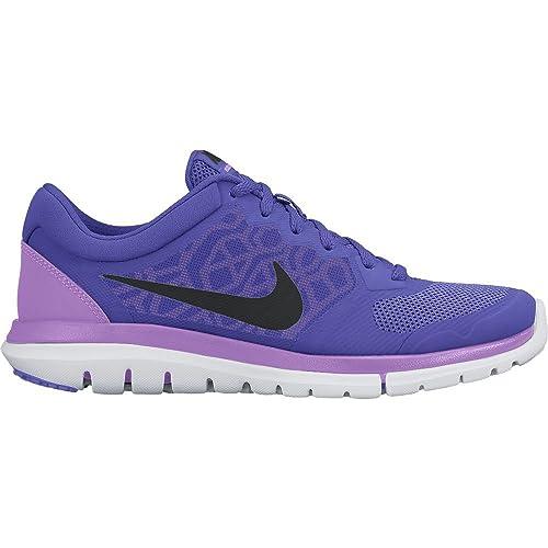 Nike Wmns Flex 2015 RN, Zapatillas de Running para Mujer, Morado ...