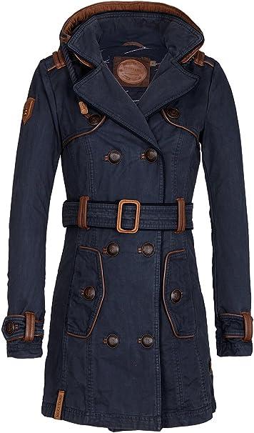 Naketano Damen Jacke One For All Jacket
