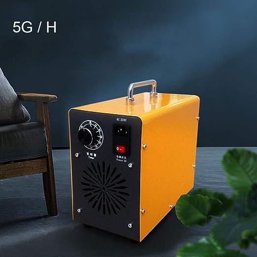 Generador De Ozono, Purificador De Aire Portátil Del Generador De ...