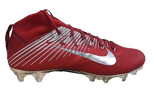 Nike Vapor Untouchable 2 (Size 11.5 M US) Red Silver White