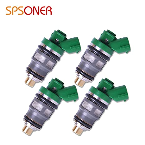 spsoner nueva inyectores de combustible OEM 15710 – 87j00 para df40- DF50 1999 – 2010