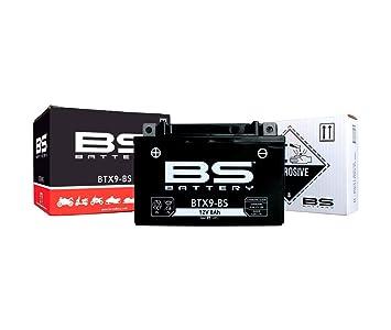 Kawasaki Z 750 041214 Z 800 13 Battery Btx9 Bs Bs 321805 Amazon