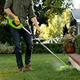 GreenWorks ST40B410 G-MAX 40V 12-Inch Cordless String Trimmer,...