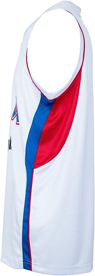 Camiseta Serbia 2015 1ª equipación.: Amazon.es: Deportes y aire libre