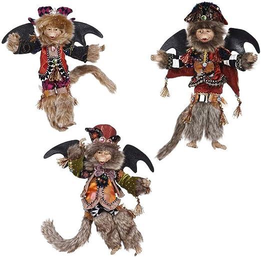 Halloween Figurines 2020 Amazon.com: Mark Roberts 2020 Collection Flying Halloween Monkey