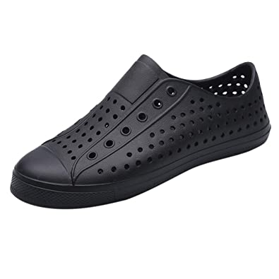 883952840039e5 Coco-Z 2019 New Summer Summer Couple Casual Flats Breathable Durable Light  Slippers Beach Hole