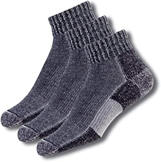 product image for thorlos Men's Trmx Max Cushion Trail Hiking Ankle Socks