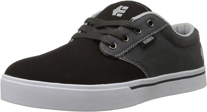 Etnies Jameson 2 Eco Sneakers Skateboardschuhe Schwarz/Dunkelgrau/Weiß