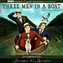 Three Men in a Boat Hörbuch von Jerome K. Jerome Gesprochen von: David McCallion
