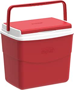 Keep Cold Picnic Icebox 10, Red