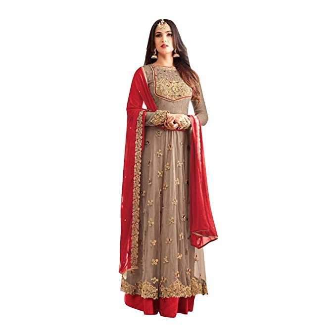 c28a562ff1ff Durga Puja Sale latest Diwali Festival Anarkali Suit bollywood women ...