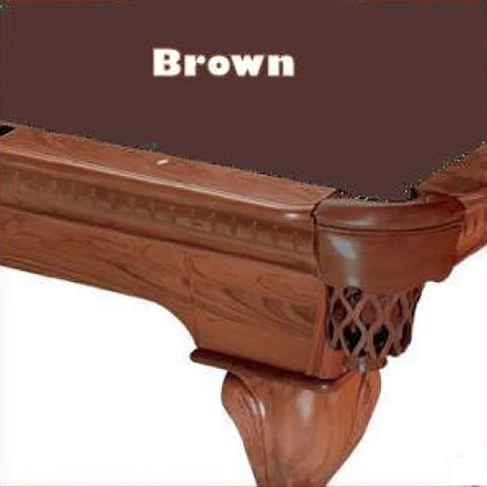 Prolineクラシック303ビリヤードPool Table ft. Clothフェルト B00D37O1ZW 8 ブラウン ft.|ブラウン ブラウン 8 ft.|ブラウン ft., 激安/新作:e22c45d9 --- m2cweb.com