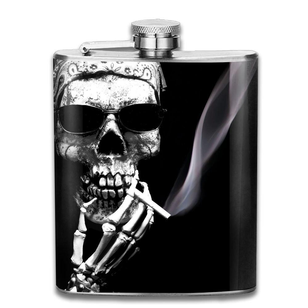 【格安saleスタート】 Czzd Liquorフラスコ Czzd Skulls煙ポータブルステンレススチールFlagon B079DLM4R3 Liquorフラスコ B079DLM4R3, 総合ブライダル館:f3c3cc18 --- a0267596.xsph.ru