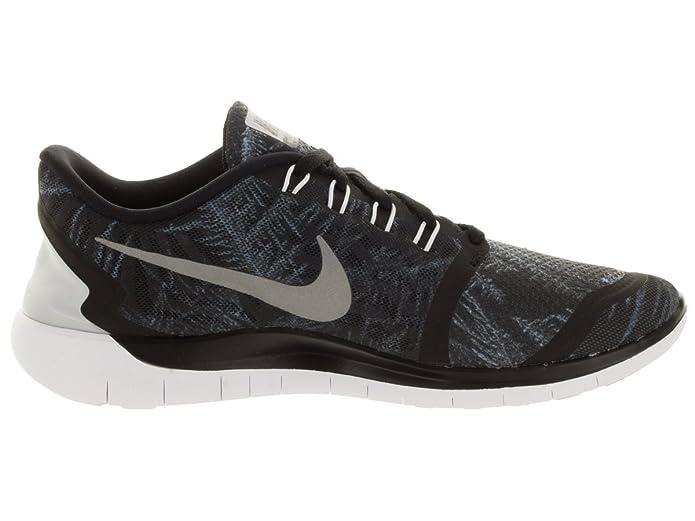 edb565869b83 Nike Men s Free 5.0 Solstice Running Shoes Black 806587-001 (10)   Amazon.in  Shoes   Handbags