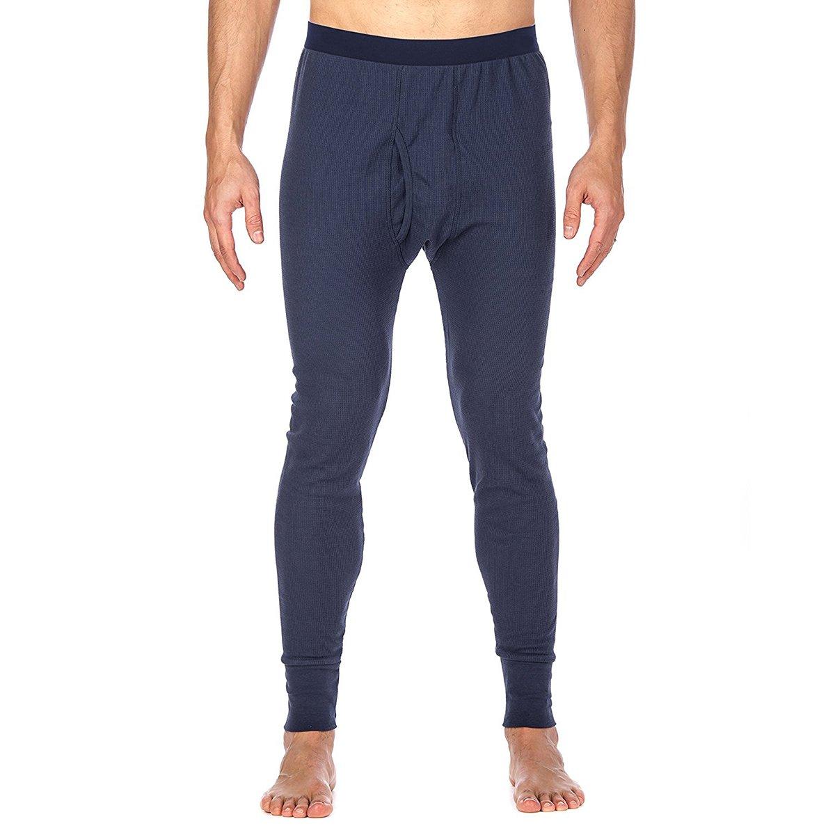St. John's Bay Men's Thermal Underwear Shirt Or Pant Light Base Layer Long Johns