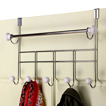 Exceptionnel Image Unavailable. Image Not Available For. Color: COAT RACK Over Door ...